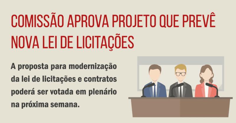 PL 559 -lei-licitacoes-nova
