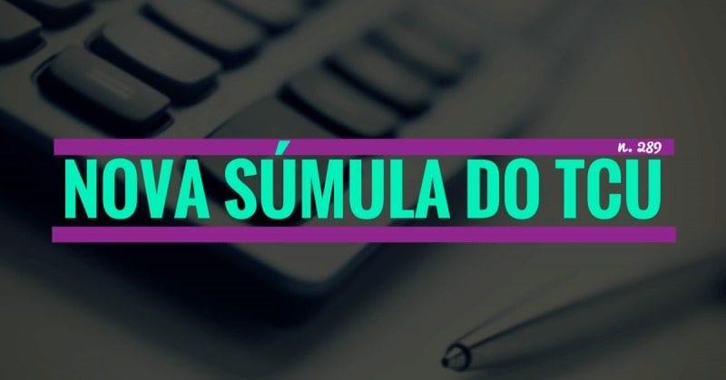 sumula-289-tcu-indices-contabeis
