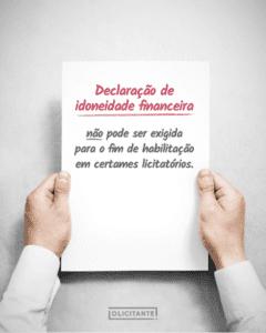 licitacao-habilitacao-declaracao-idoneidade-financeira